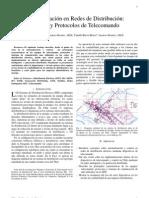 Automatización en Redes de Distribución