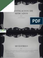 Actividad 4 Investigacion de Mercados