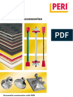 Peri Catalogue Formwork Accessories | Plywood | Building Materials
