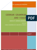 34391509 German Grammar