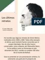 Bolívar enfermo