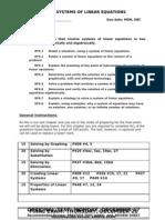 unit 7 outline