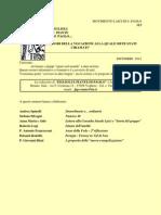 FIGLIOLI E PIANTE DI PAOLO  no.113 decembre 2012