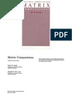 Matrix Compute