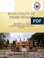 Municipality of Pinamungajan
