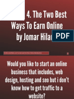 Two Best Ways To Earn Online  + The Secret Of Being A Virtual Assistant T