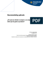 Neuromarketing aplicado