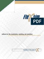 Flexsim Brochure