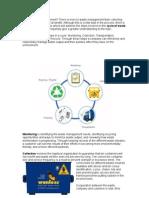 5 Steps to Effective Waste Management
