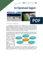 Operational Use
