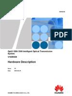 00384246-OSN 3500_Hardware Description(V100R008_10)