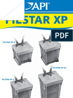 API Filstar Instruction Book