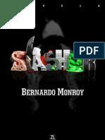 Slasher Bernardo Monroy 140x200mm