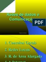 Redes de Dados e Comunicações