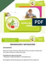 Presentación Proyecto tecnología Educativa