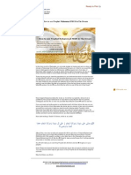 How to see Prophet Muhammad PBUH in The Dream.pdf