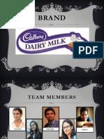 MM Cadbury Ppt