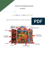 Programación de metodología triangular
