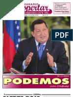 Semanario El Despertar, Edición N°11