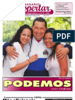 Semanario El Despertar, Edición N°12