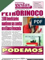 Semanario El Despertar, Edición N°14