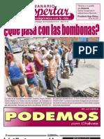 Semanario El Despertar, Edición N°15
