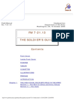 United States Army Fm 7-21.13 - 15 October 2003 Soldiers Guide