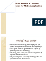 Image Fusion by Wavelet Curvelet