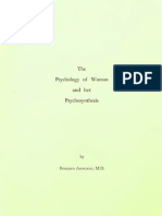 Assagioli the Psych of Woman and Her Psychosynthesis Psychologyofwome00robe[1]