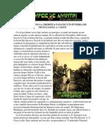 CRAMPEIE DE AMINTIRI de Ion Zelea Codreanu