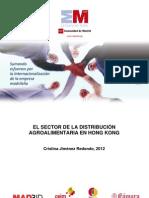 Distribución agroalimentaria en Hong Kong