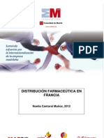 Distribución farmacéutica en Francia