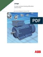 Motor Bearings - ABB
