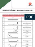 ReinforceBS8666-2000