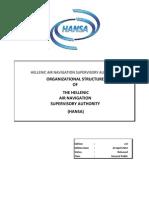 HANSA Organizational Structure V2