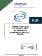 HANSA Operations Manual V3
