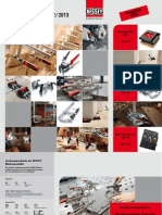BESSEY Katalog 2012/2013