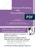 Network Forensics Workshop With NetworkMiner