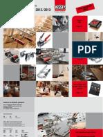 BESSEY Catalogue 2012/2013