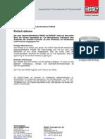 BESSEY Spannkraftinidkator FIN350 - Presseinformation