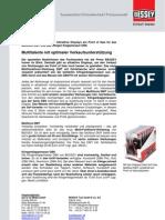 BESSEY POS Displays Multitool DMT und Klappmesser DBK - Presseinformation