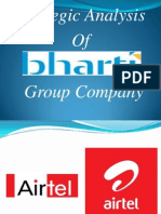 Bharti Airtel Presentation