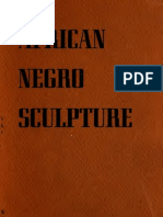 M.H. de Young Memorial Museum--African Negro Sculpture (1948)