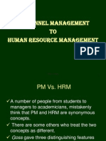 PM to HRM_NS