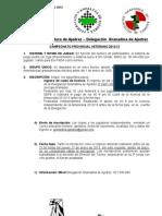 Circ.18/2012 Cº Prov. Veterano Granada 2013