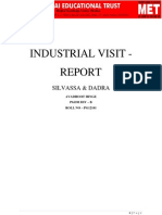 Industrial Visit - Review