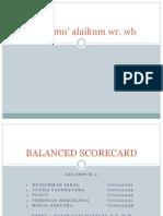 Balanced Scorecard Kelompok 10