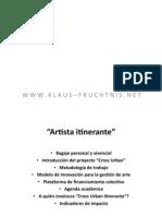 Artista Itinerante