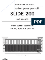 Avidsen Slide 200-Notice 104400 G3