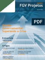 Cadernos FGV Projetos nº 10 - Gestão Governamental